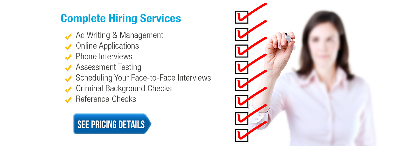 Complete Hiring Services