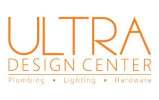 Ultra Design Center logo for Denver based hardware store
